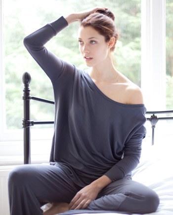 charnos slouchy loungewear pyjamas