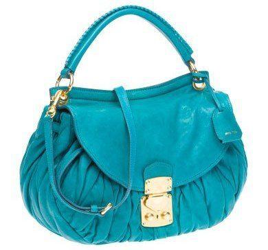 miumiu Coffer bag