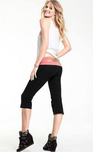 most victoria secret yoga pants