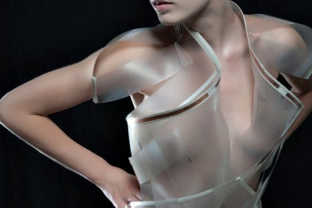 transparent fabric