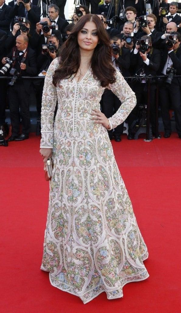 Aishwarya Rai Cannes Film Festival 2013 Red Carpet