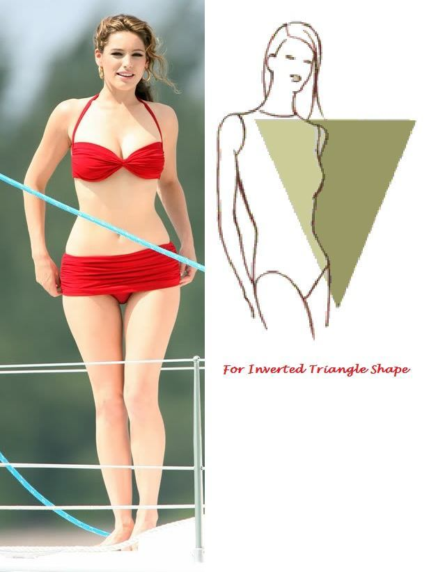 Bikinis For Inverted Triangle Body Shape