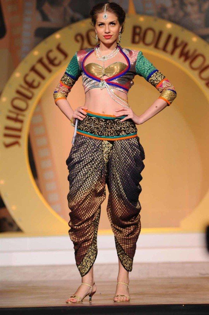 Bollywood annual fashion show