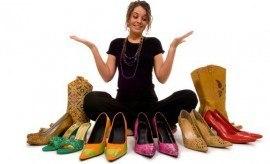 Choosing right footwear