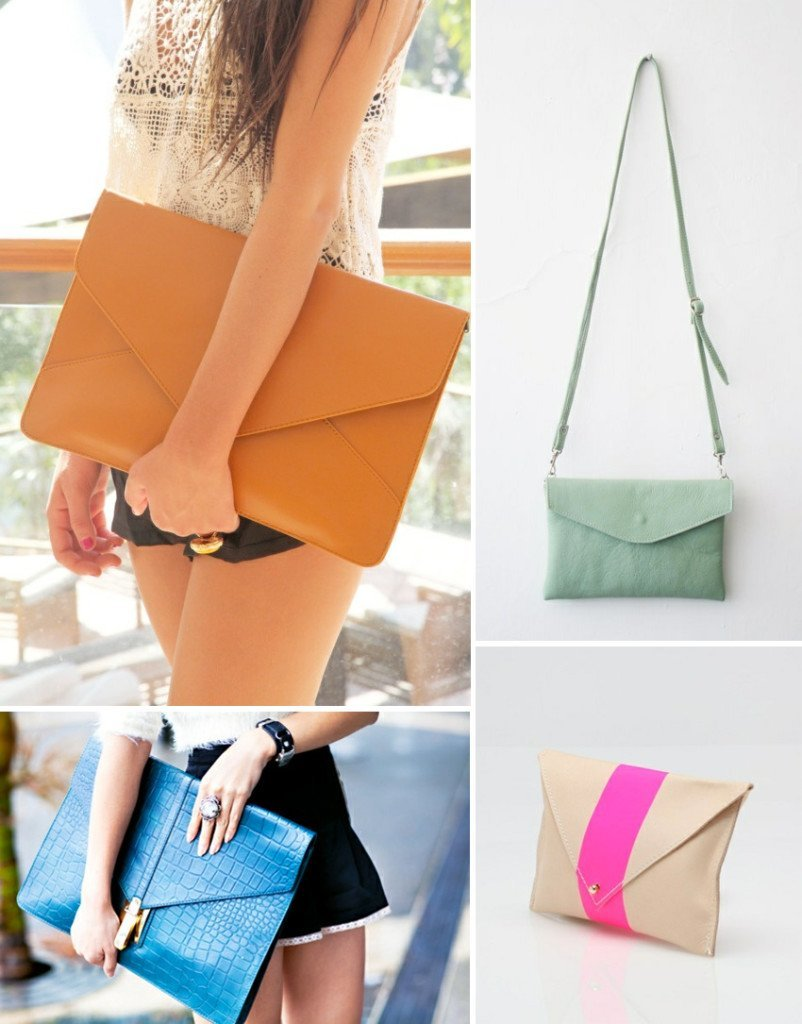 Corporate Envelope Handbags