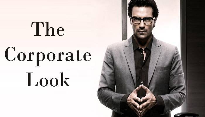 Corporate look Arjun Rampal