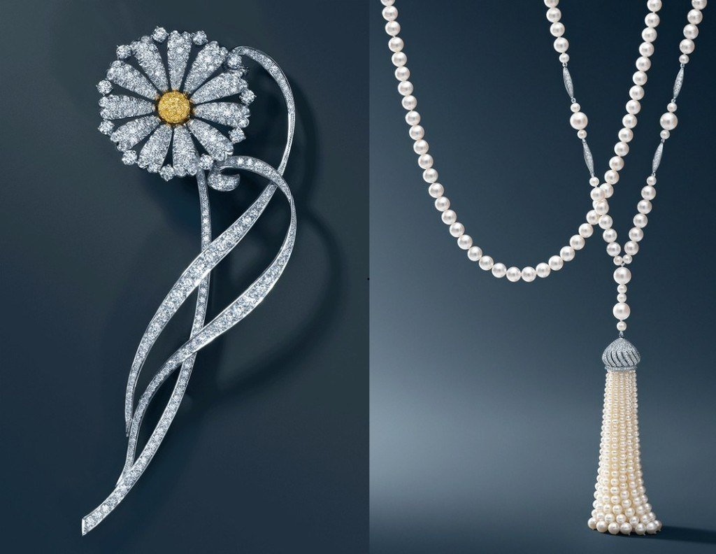 Daisys Diamonds A Look at Tiffanys Gatsby Gems
