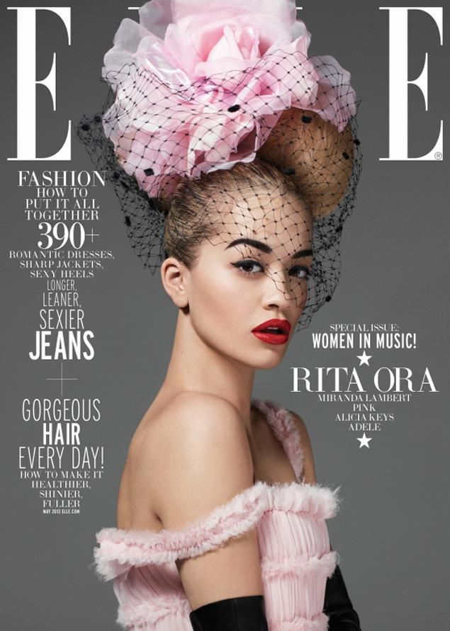 Elle Fashion Magazine Covers