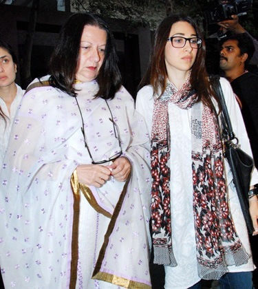 Fashionable Mom-Daughter Jodis