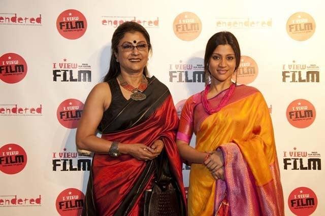 Konkana Sen And Aparna Sen I VIEW Film Festival