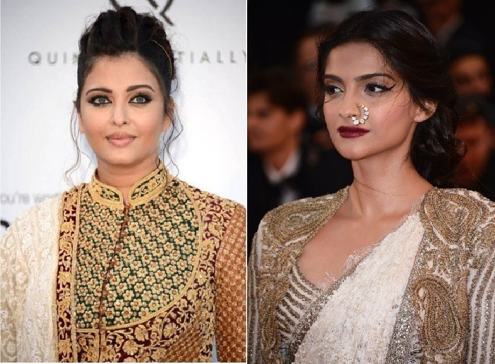 Indian Stars At Cannes Film Festival