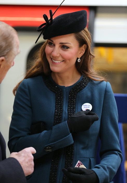 Kate Middleton at Baker's Street