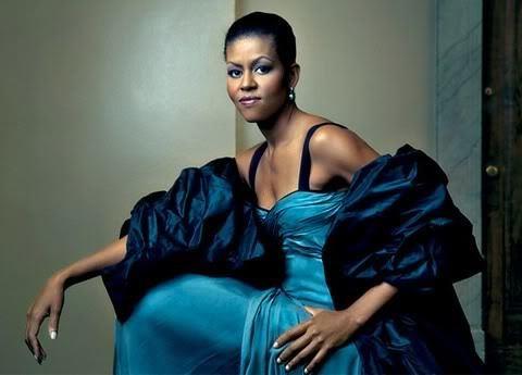Michelle Obama Vogue Jan 2009