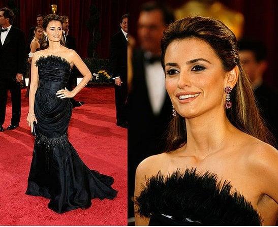 Oscar awards best dressed