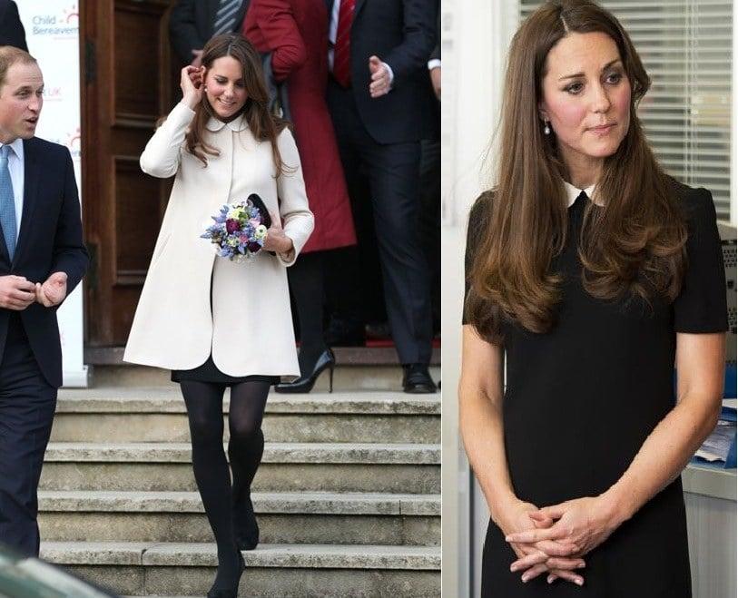 Pregnancy Style of Kate Middleton