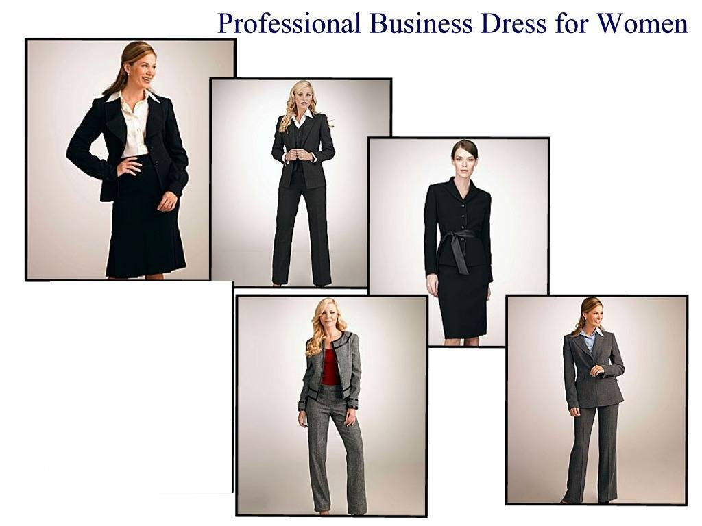 Professional Dress for Women
