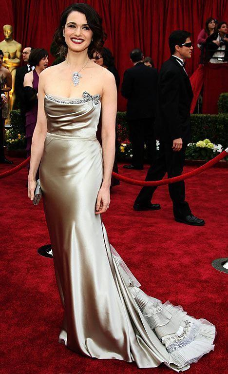 Top 35 Best Oscar Dresses Revealed