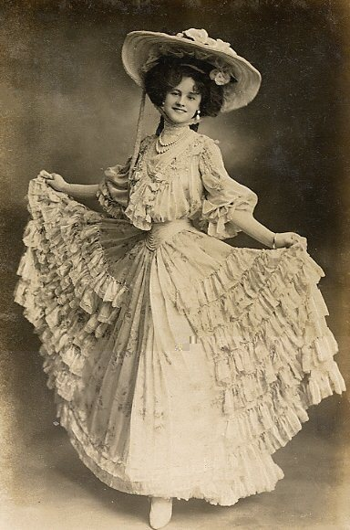 Victorian Era Fashion Clothing