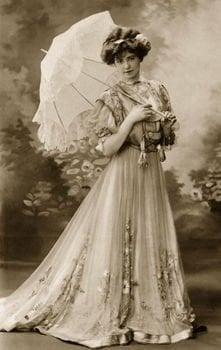 Victorian Era Fashion zujava