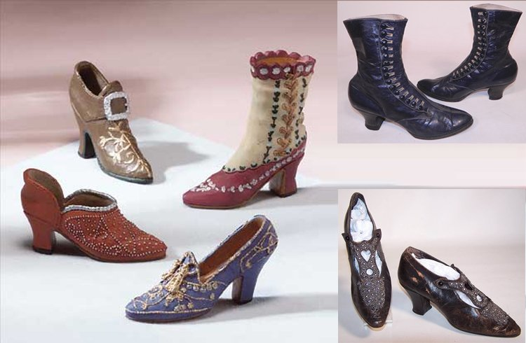 Victorian Era Shoes