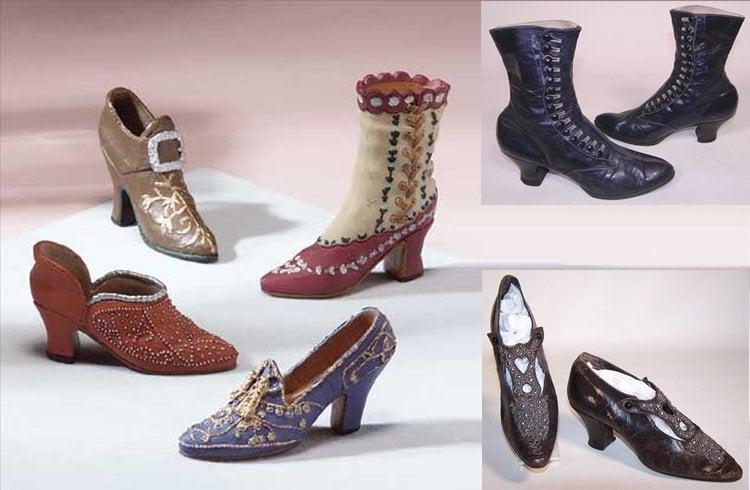 Victorian Era Shoes