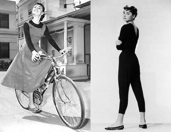 Audrey Hepburn Shoe Size