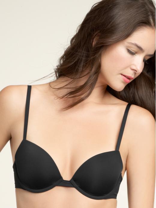 deep neck blouse bra