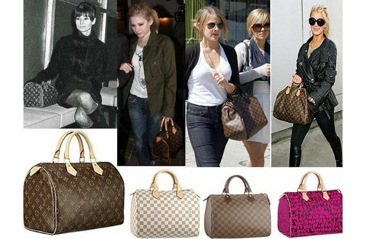 Louis Vuitton luxury bags