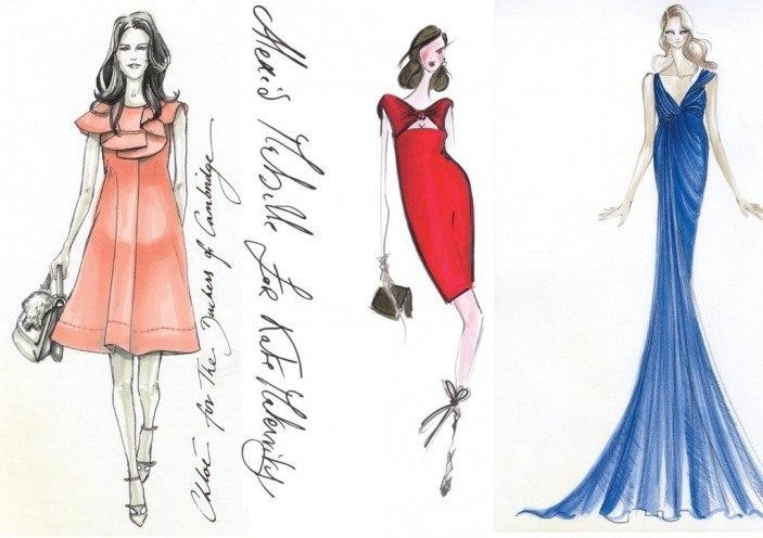 middleton sketches