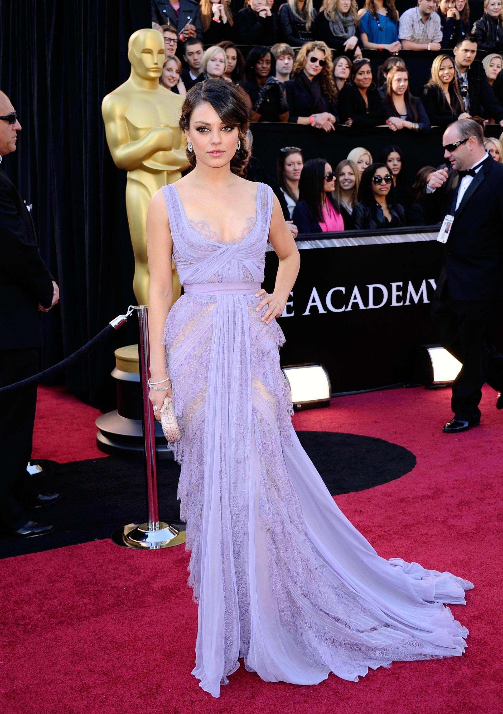 Top 25 Best Oscar Dresses Revealed  Top 25 Best Osc...