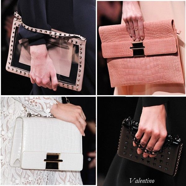 valentino Wristlet Handbags for womens