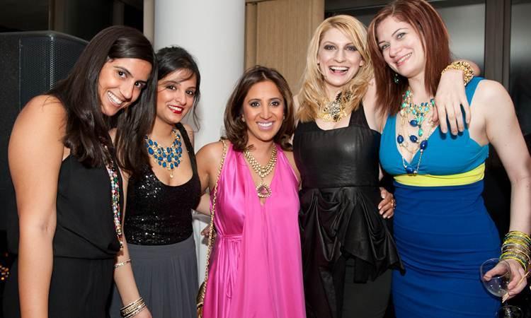 Amrita Singh Penthouse jewellery designs