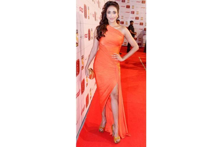 Bollywood Starlet Jiah Khan