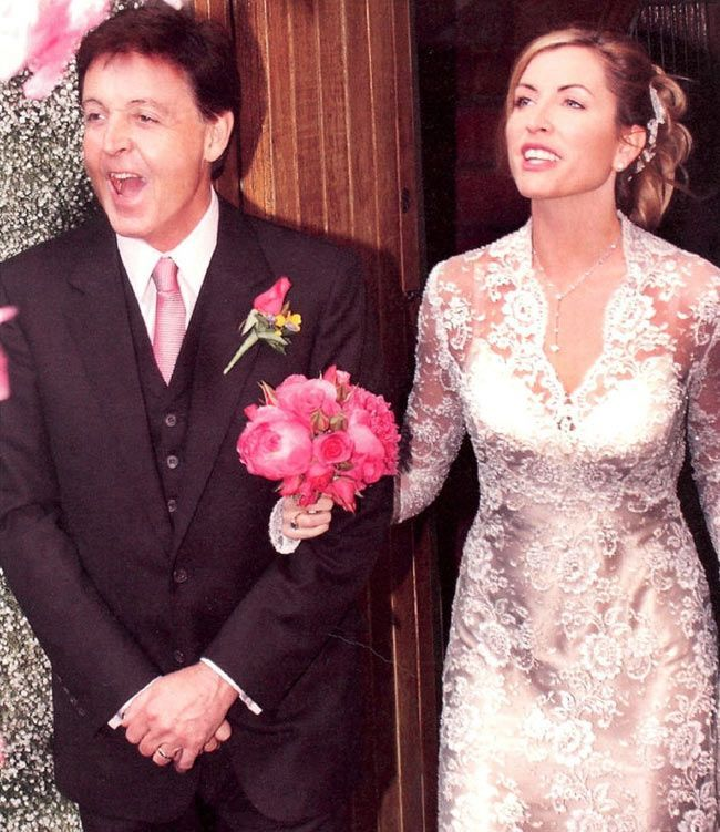 Heather Mills Most Expensive Wedding Dress