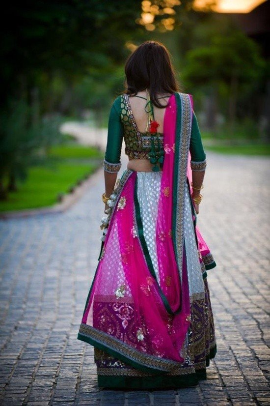 Indian Fashion ceremony