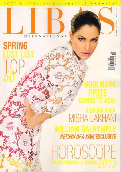 Libas International Magazine