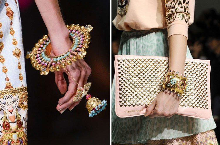 Manish Arora jewellery by Amrapali
