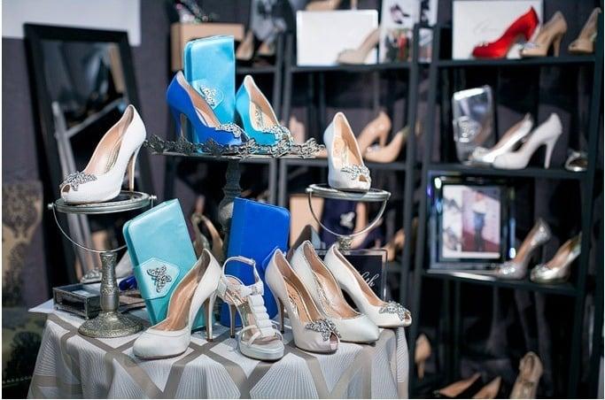 Shoes designer Aruna Seth