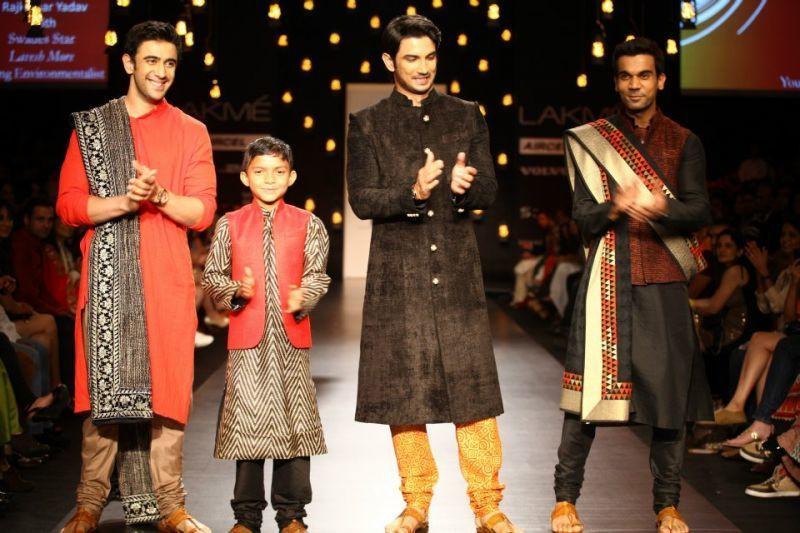 Vikram Phadnis at Lakme Fashion Week