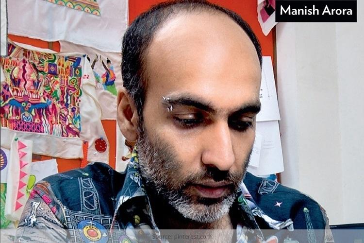 artiste  Manish Arora