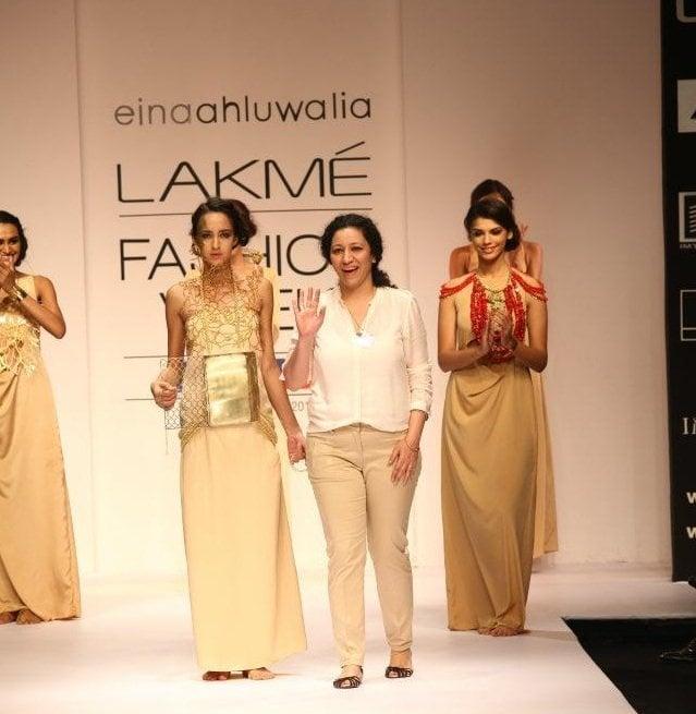 eina ahluwalia lakme fashion week