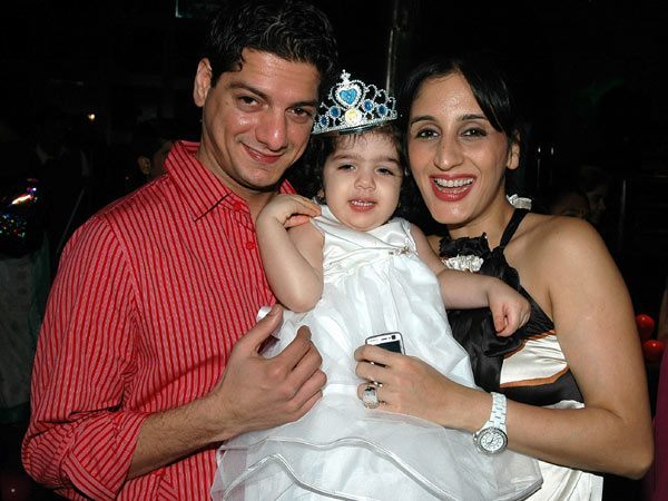 farah ali khan dj aqeel daughter