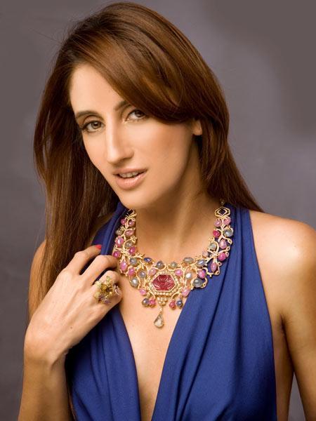 farah alikhan jewelry designer