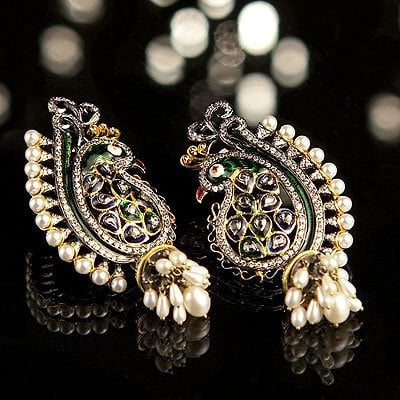 fashionladys take on indian jewelry designers continues