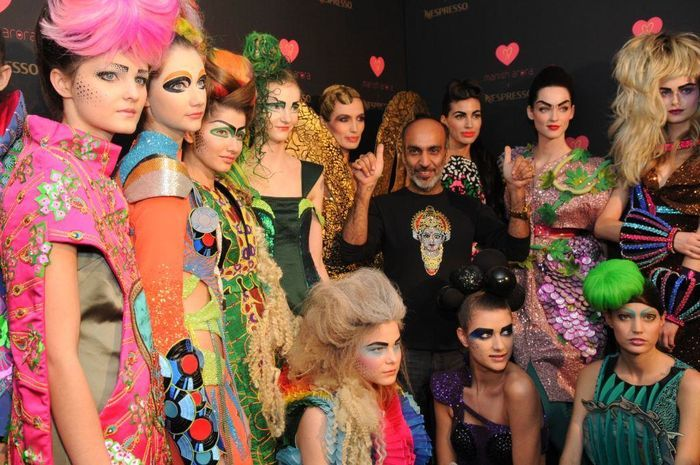 manish arora biography