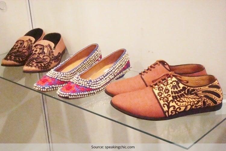 Rohan Arora Footwear Collections