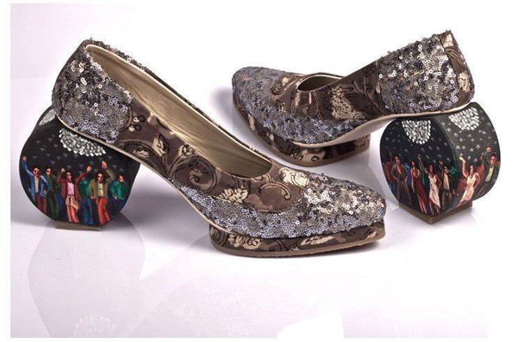 Roshan Arora ace footwear designer