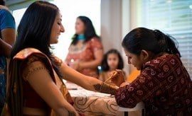 significance of mehndi