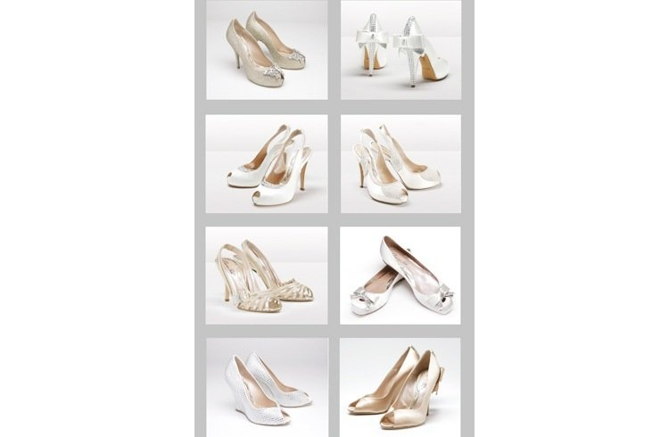 Wedding Shoes by Aruna Seth