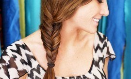 How to Make Fishtail Braid